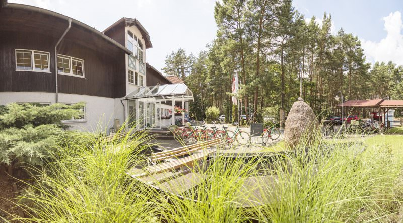 Waldhotel Cottbus, Pension in Cottbus-Schmellwitz bei Kolkwitz