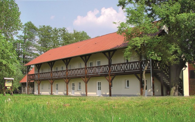 Pension Spreeaue, Monteurzimmer in Burg