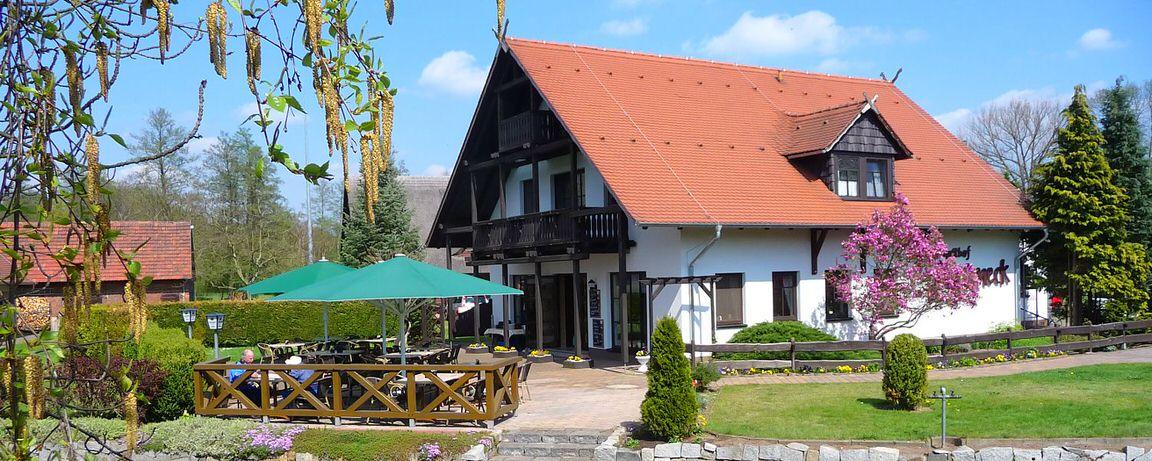 Landgasthof Ochseneck in Burg