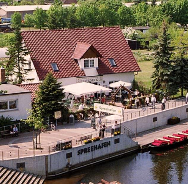 Gästehaus Pension Hafeneck in Burg
