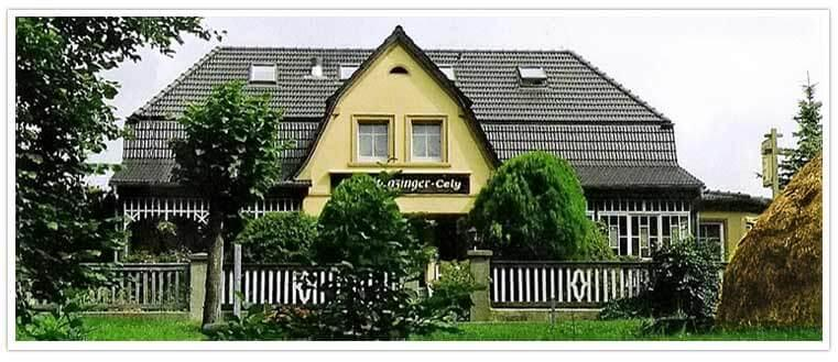 Pension Haus Stenzinger-Cely, Pension in Burg bei Kolkwitz