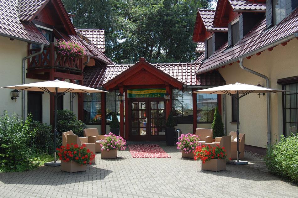 Spreewaldhotel zum Krabat in Burg