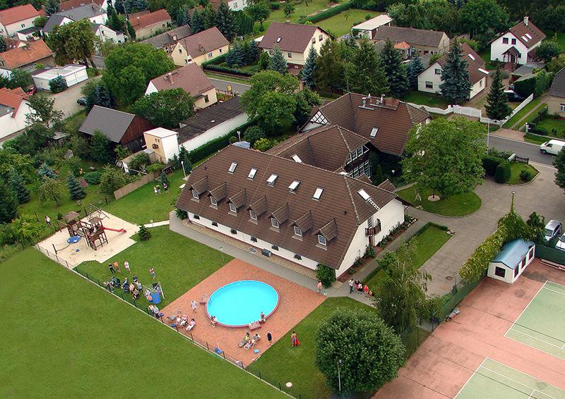 Ferienhotel Spreewald, Pension in Kolkwitz bei Cottbus