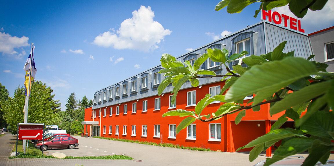 Rosenstadt Forst, Pension in Forst bei Cottbus