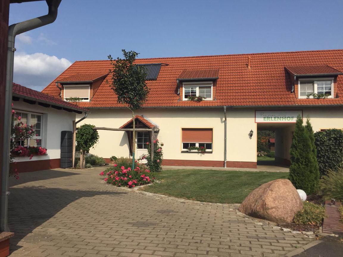 Pension Erlenhof, Pension in Lübbenau bei Leipe