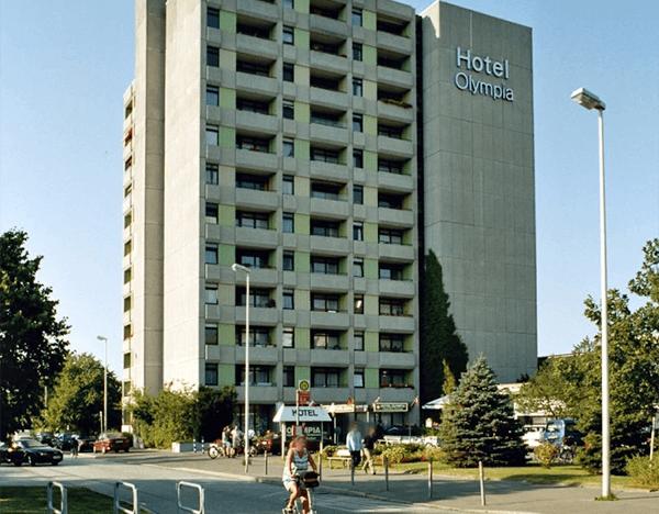 Kiel-Schilksee: Hotel Garni Olympia