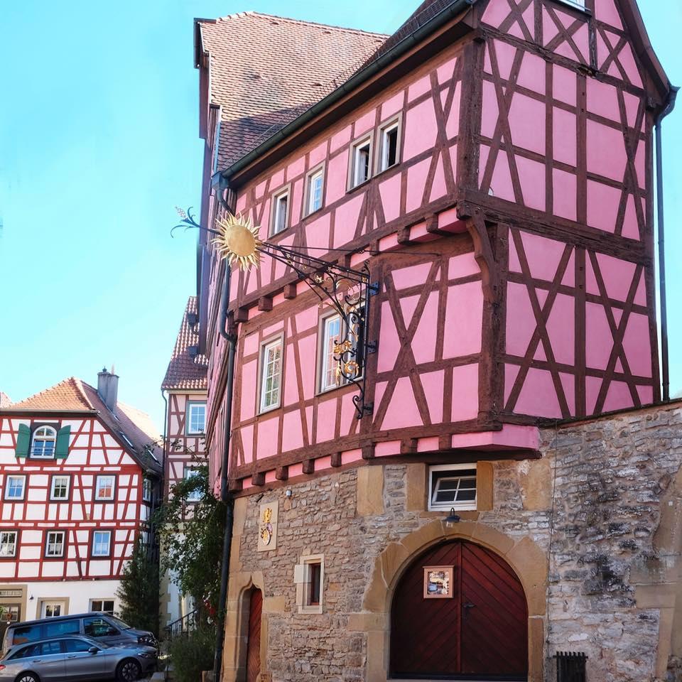 Monteurzimmer in Bad Wimpfen bei Heilbronn