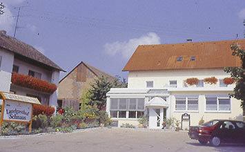 Landgasthof Schnaus, Pension in Beratzhausen bei Velburg