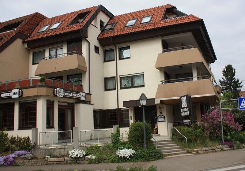 Gasthof Hirsch, Pension in Waiblingen-Hegnach bei Kernen