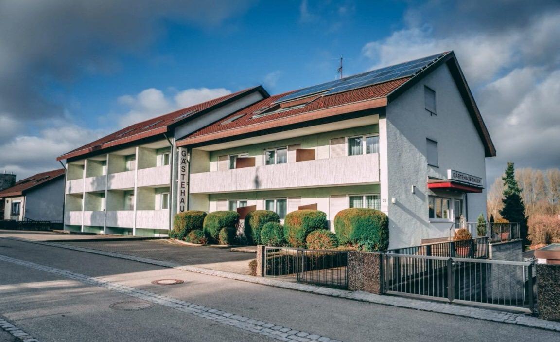 Gasthof Zur Krone, Pension in Bad Friedrichshall bei Heilbronn
