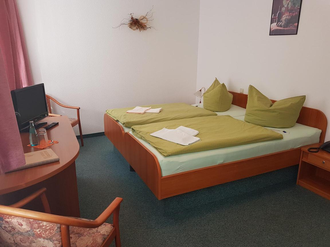 Gasthof Zur Rosenaue, Pension in Thermalbad Wiesenbad
