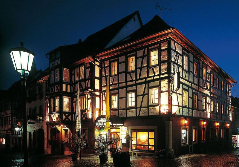 Hotel Zum Lamm, Hotel in Gundelsheim Württ. bei Heilbronn