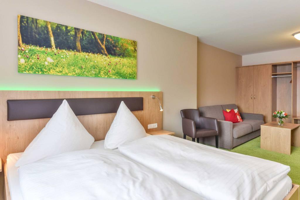 Rohr: Hotel & Gasthof Sixt
