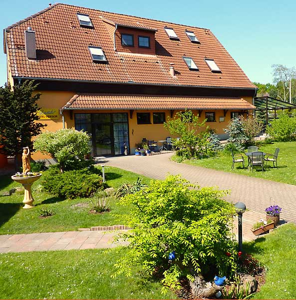 Jank's Hotel-Pension, Hotel in Calau bei Cottbus