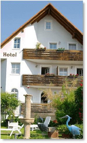 Sommerach: Hotel Garni |  Pension Am Engelsberg