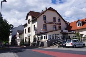 Bad Homburg: Hotel Adler