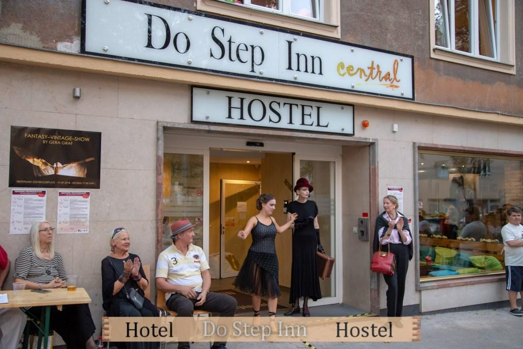 Wien:  Do Step Inn | Central