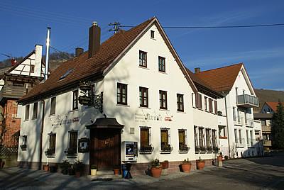 Pension Gasthaus Krone, Pension in Korb