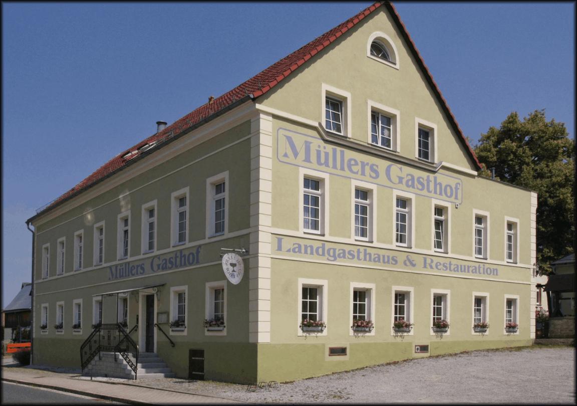 Müller's Gasthof, Pension in Radeberg bei Radeberger Vorstadt