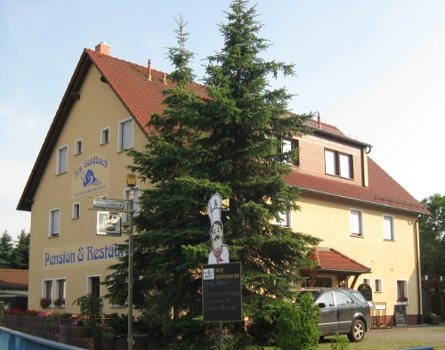 Pension Restaurant Am Goldbach, Pension in Radeberg-Großerkmannsdorf bei Radeberger Vorstadt
