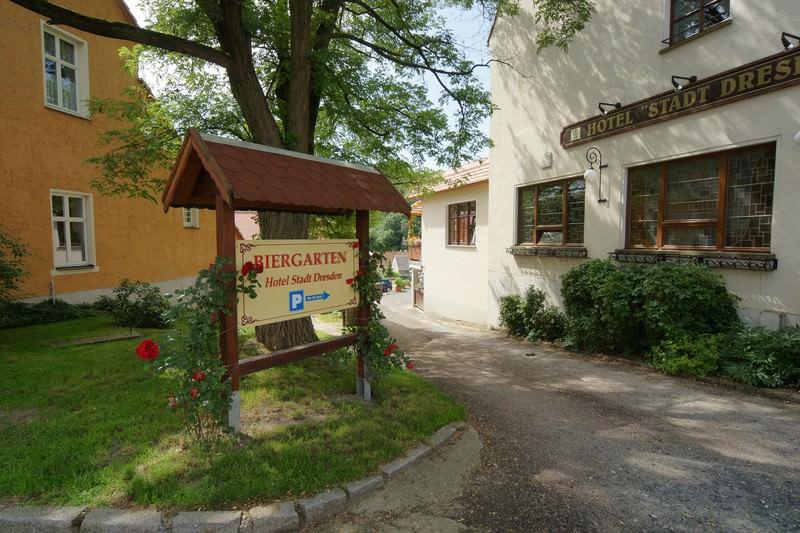 Nossen: Hotel Stadt Dresden