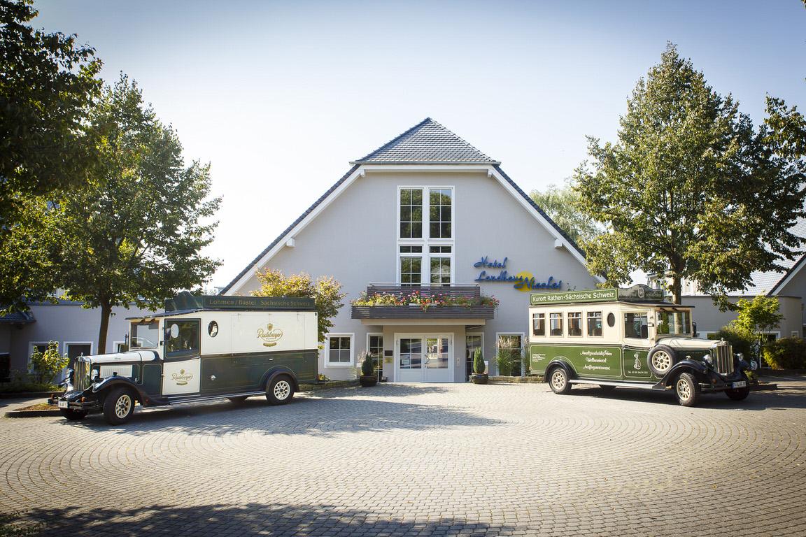 Landhaus Nicolai, Pension in Lohmen