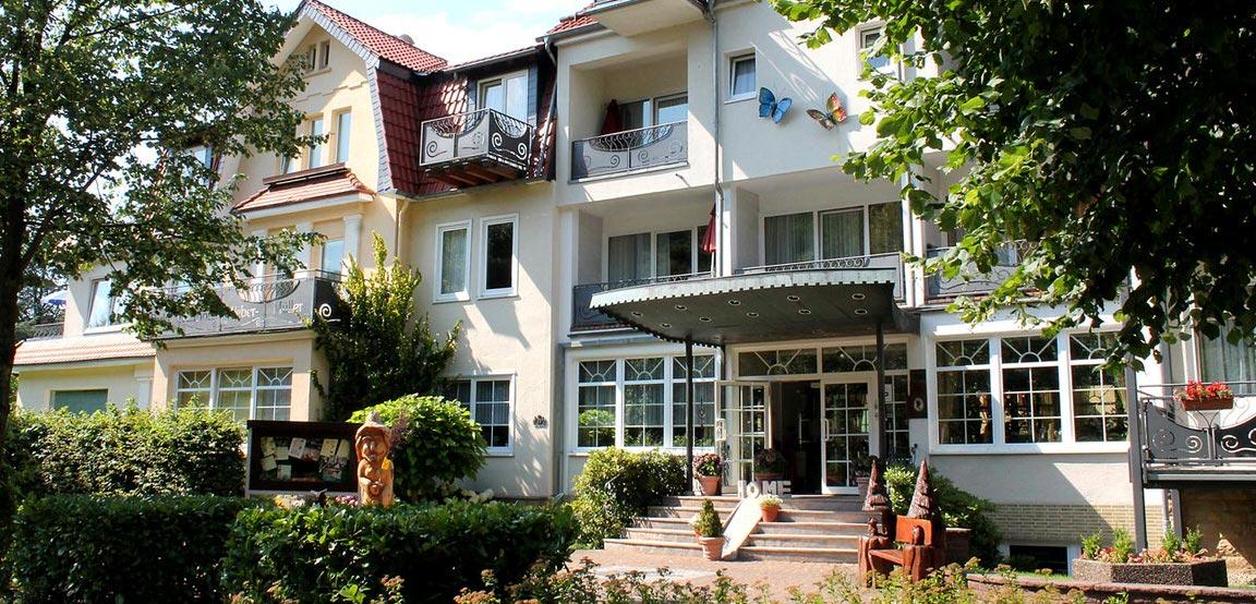 Parkhotel Weber-Müller, Pension in Bad Lauterberg bei Pöhlde