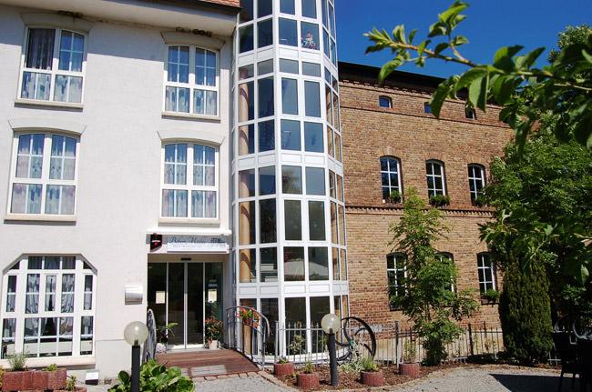 Hotel Bibermühle, Hotel in Bad Bibra bei Braunsbedra