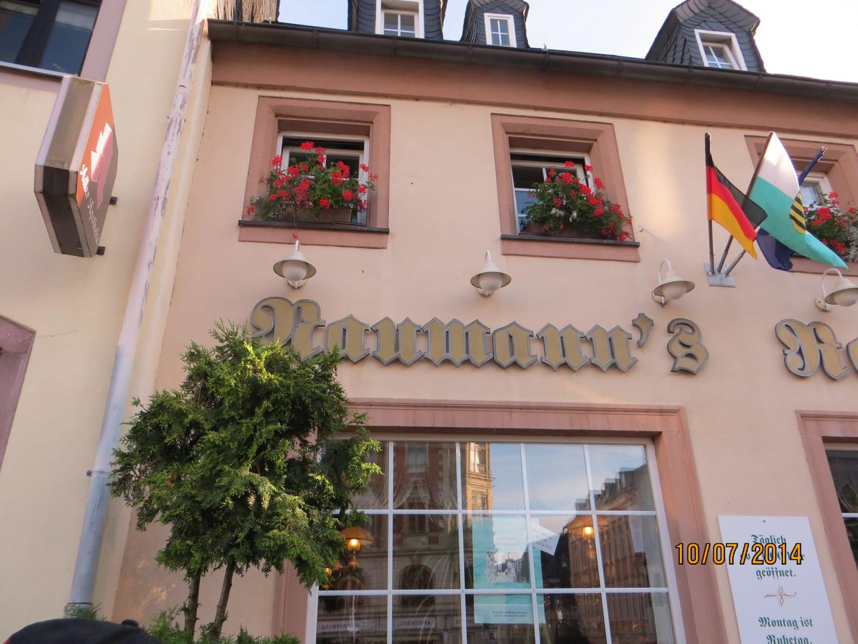 Hotel Zur Scharfen Ecke & Naumann's Restaurant , Hotel in Burgstädt bei Grimma