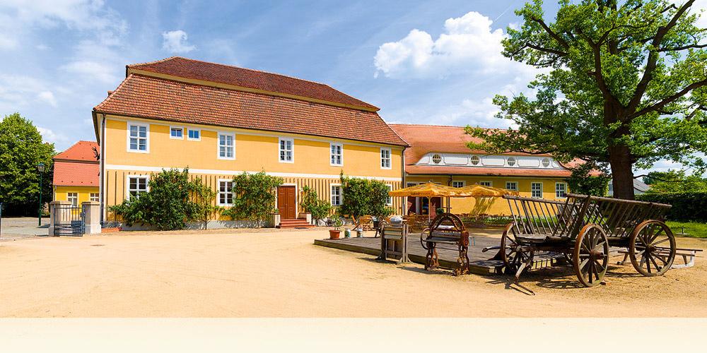 Gasthof Zum Hirsch, Pension in Luckau bei Leipe