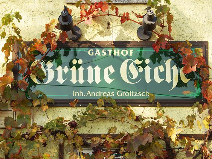 Markranstädt: Gasthof Grüne Eiche