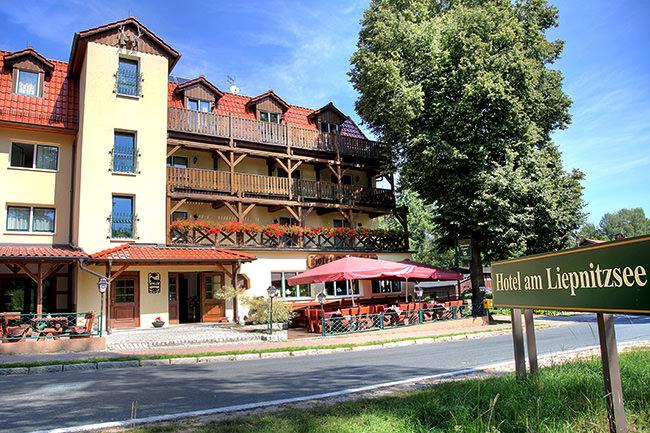 Wandlitz: Hotel Jägerheim Ützdorf