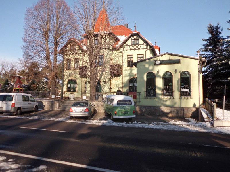 Laubenschlösschen, Pension in Weinböhla bei Radeburg