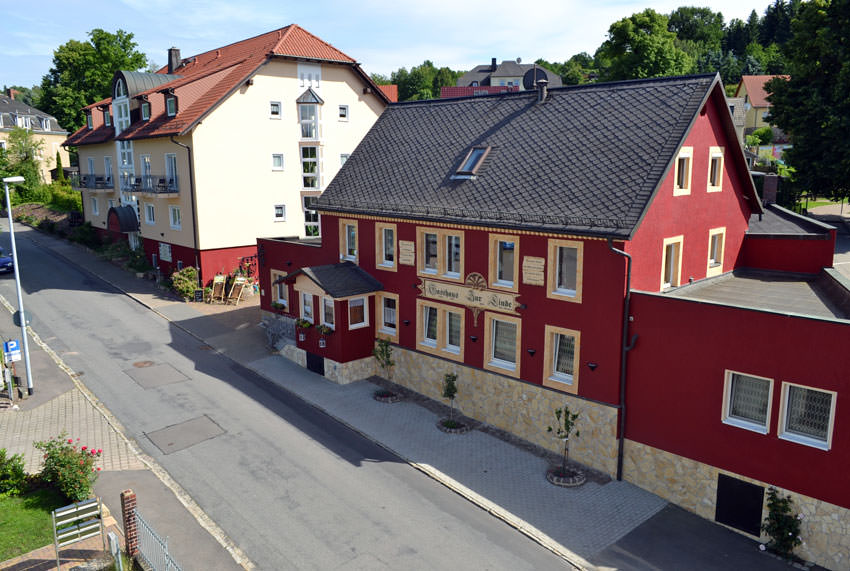 Zur Linde, Pension in Freital