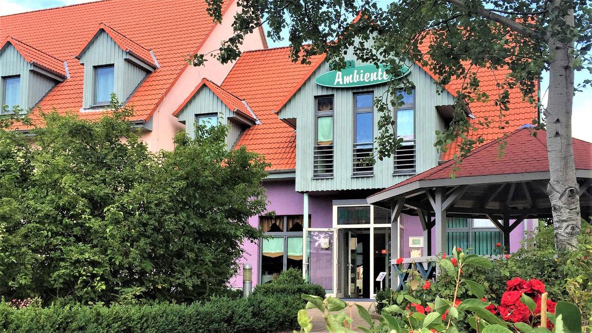 Hotel Ambiente, Hotel in Halberstadt bei Magdeburg