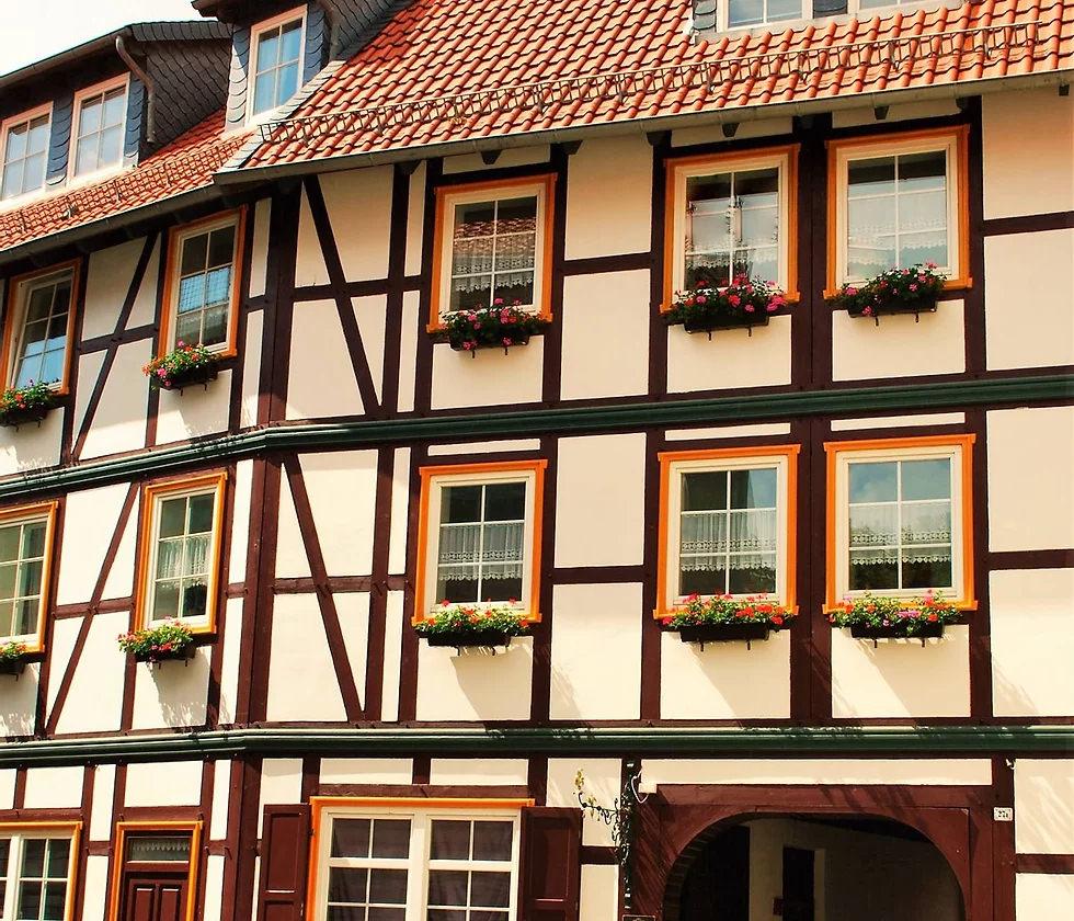 Halberstadt: Hotel Garni Abtshof