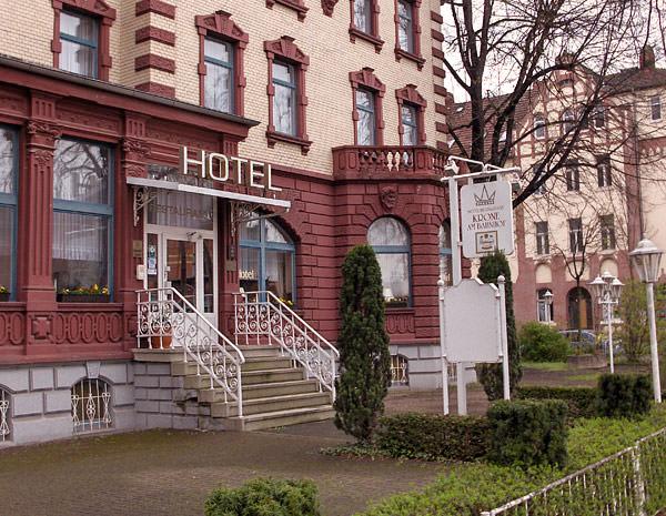 Arnstadt: Hotel Krone