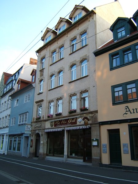Am Domplatz, Pension in Erfurt