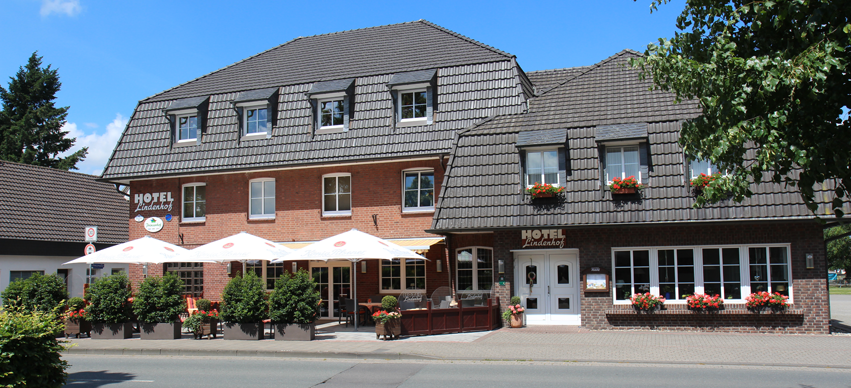 Rees-Haldern: Hotel Lindenhof