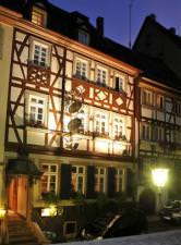 Goldener Pflug, Pension in Weinheim