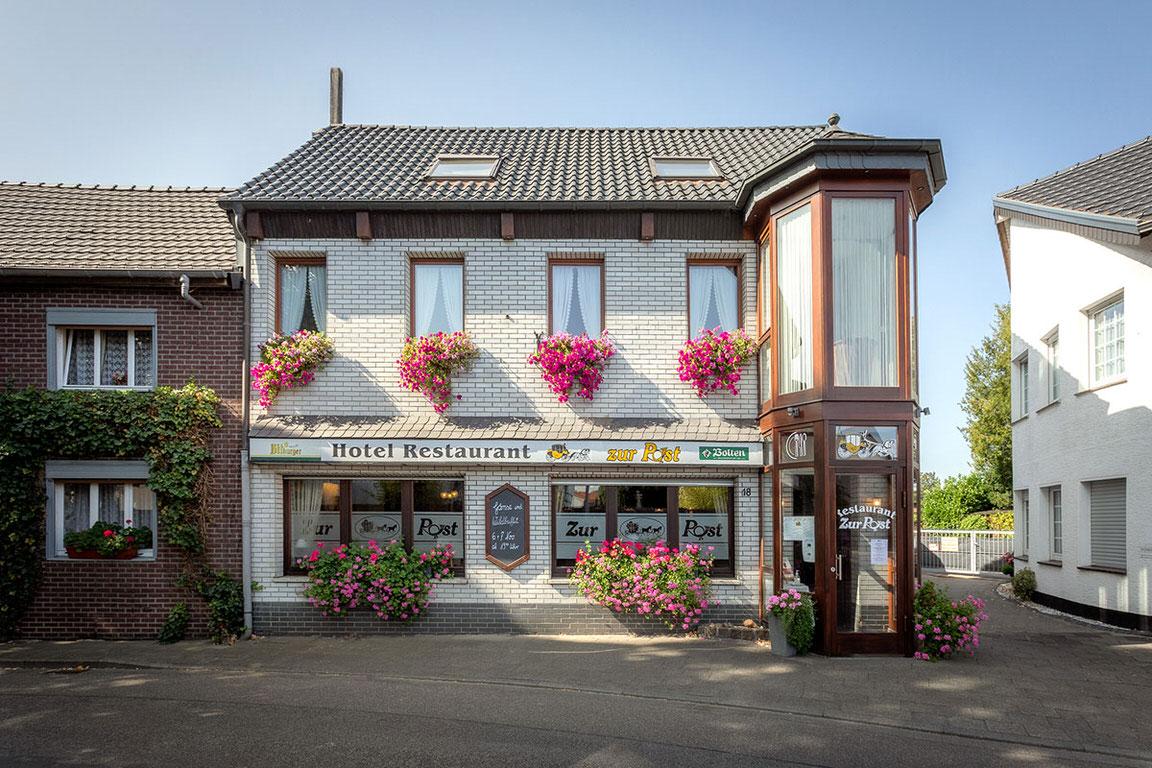 Wassenberg-Orsbeck: Hotel Restaurant Zur Post