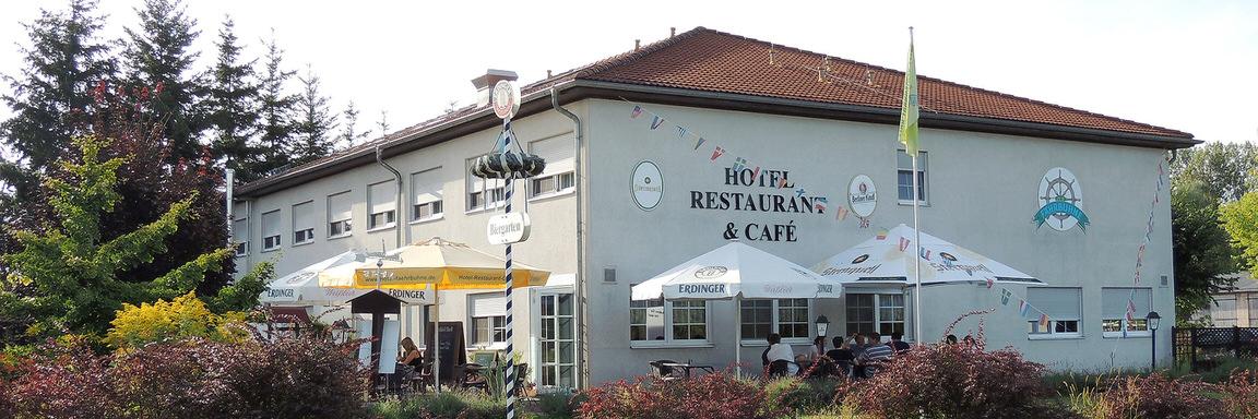 Bad Freienwalde: Hotel Zur Fährbuhne
