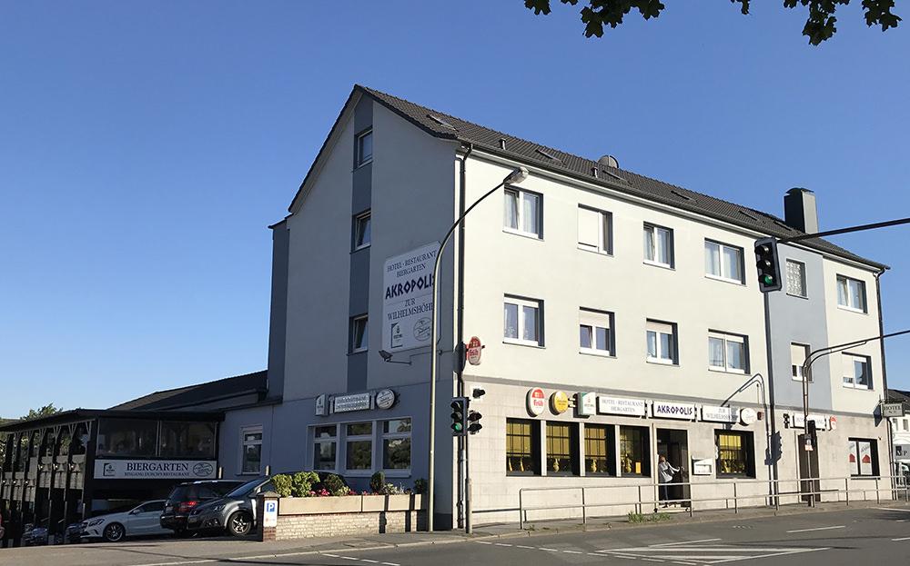 Hotel - Restaurant Akropolis, Hotel in Wülfrath bei Wuppertal