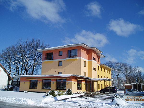 Friedrichs, Pension in Neumünster bei Bad Bramstedt
