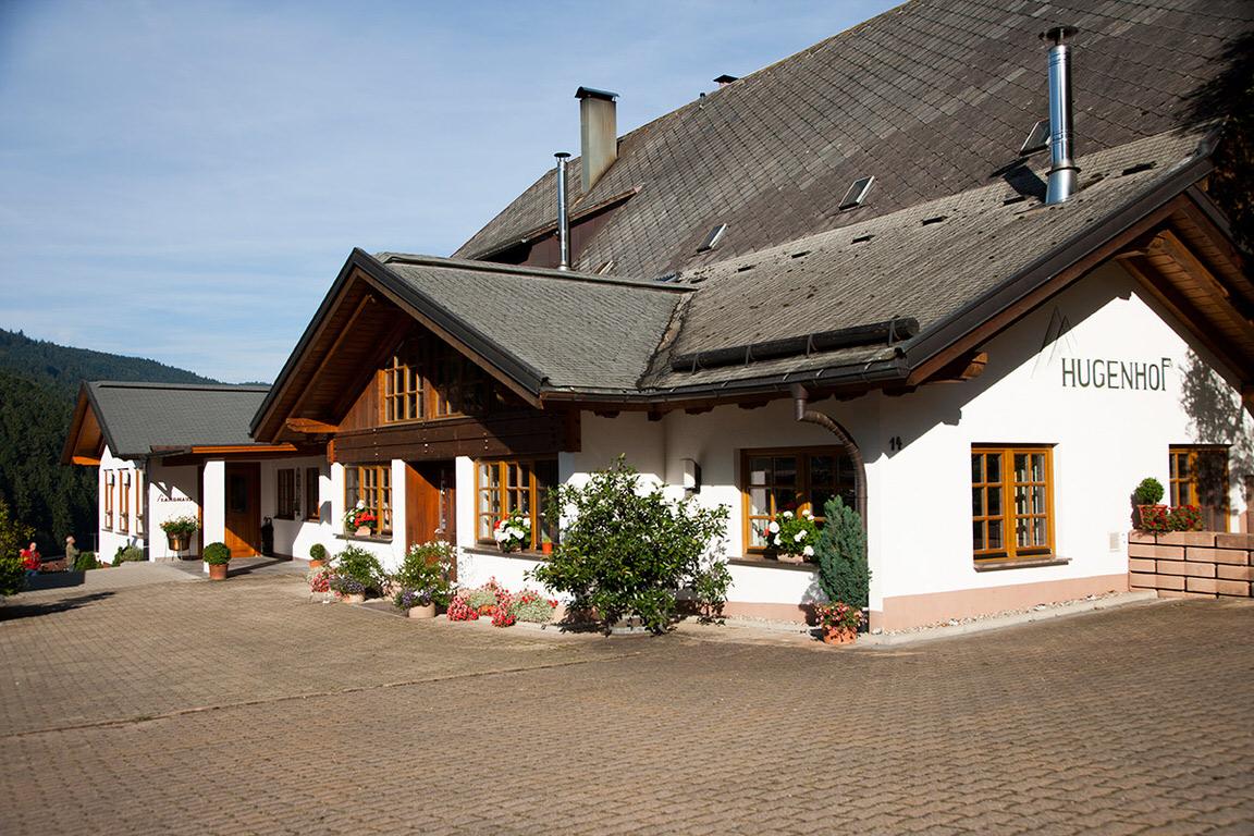 Simonswald: Hotel Hugenhof