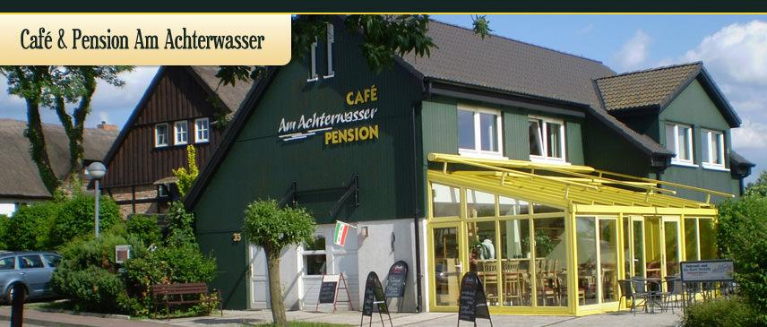 Pension Am Achterwasser, Pension in Ückeritz bei Heringsdorf