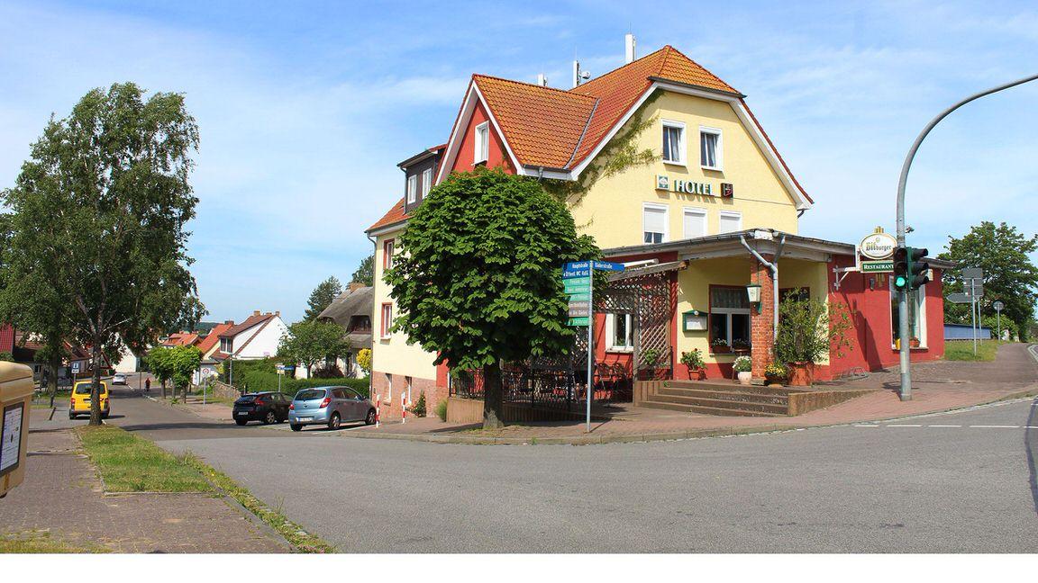 Ückeritz: Hotel Ratscafé