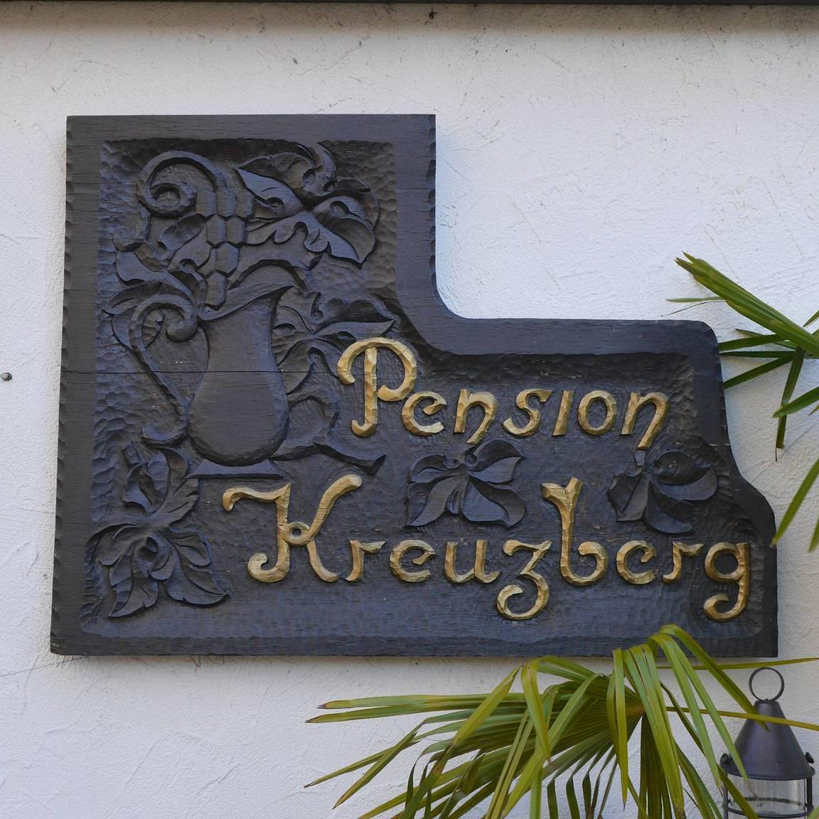 Pension H.J. Kreuzberg, Pension in Dernau