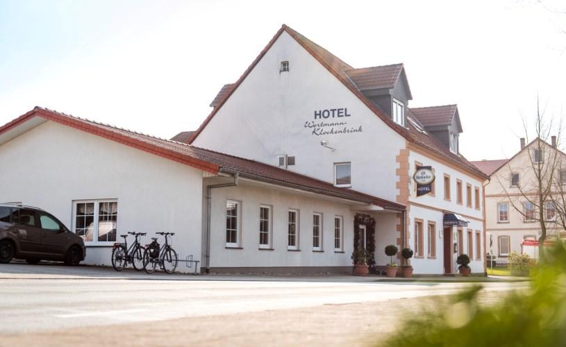 Melle-Gesmold: Hotel Wortmann-Klockenbrink