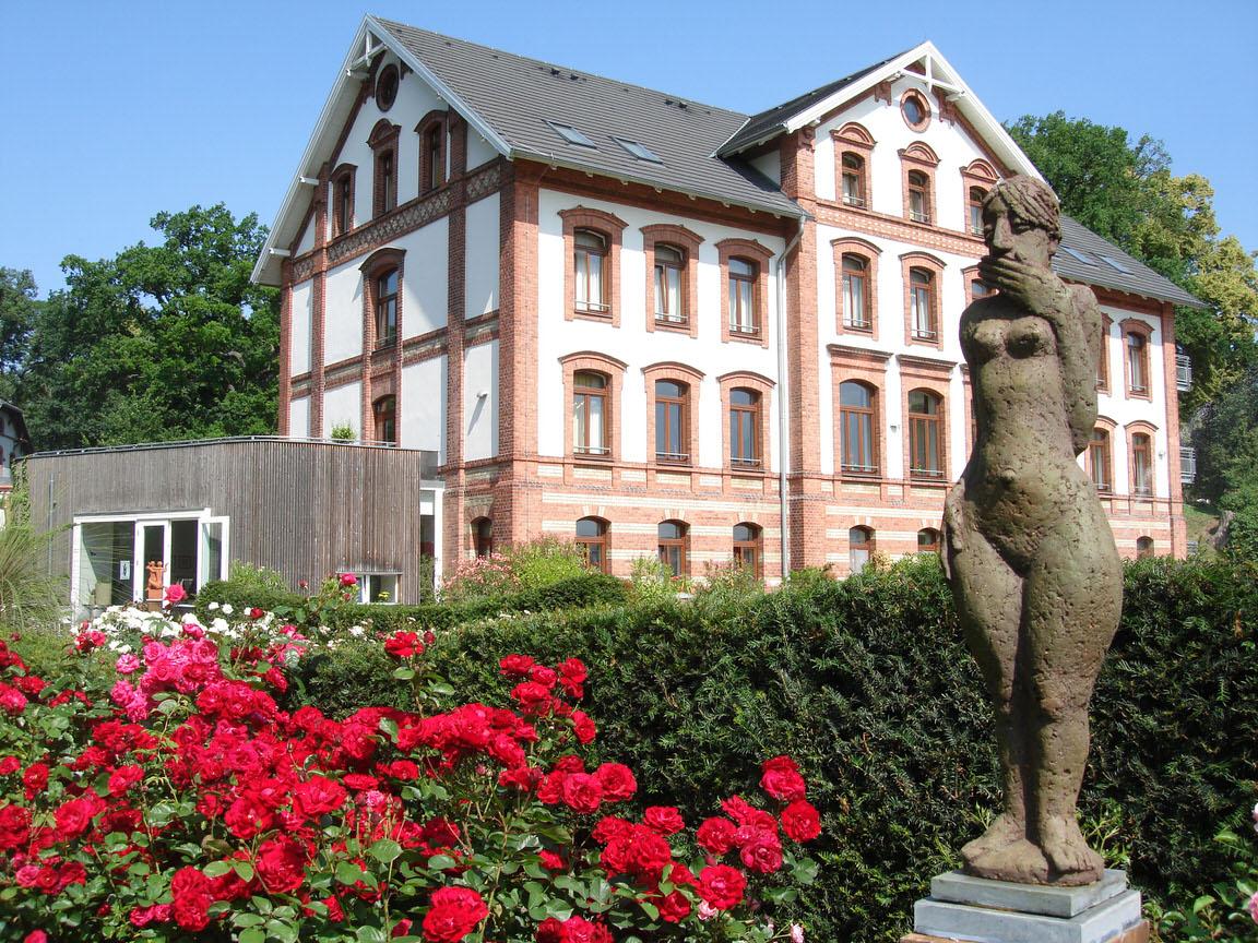 Waren: Hotel Garni Am Tiefwarensee
